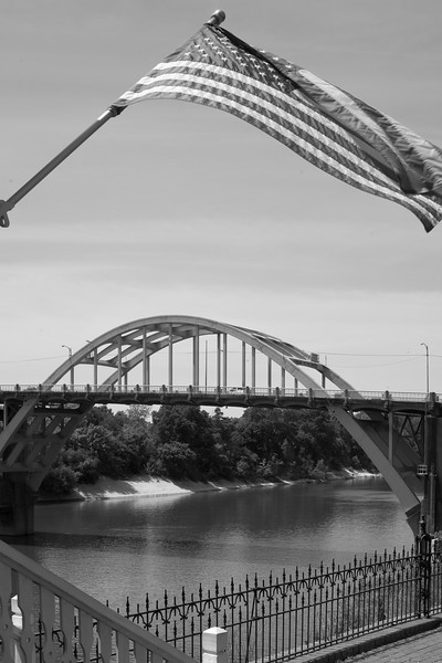 Edmund Pettis Bridge, Selma Alabama