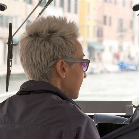 Vaporetto driver