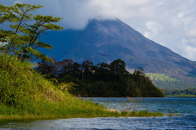 In the Shadow of Arenal Volcano Costa Rica