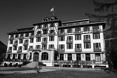 Hotel Kurshaus, Bergün