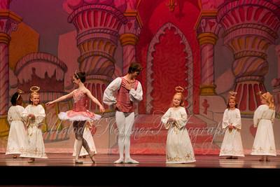 Topeka Ballet Nutcracker 2011