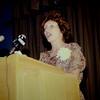 Lana Balka addressing Brown vs Board of Education commemoration, 1979