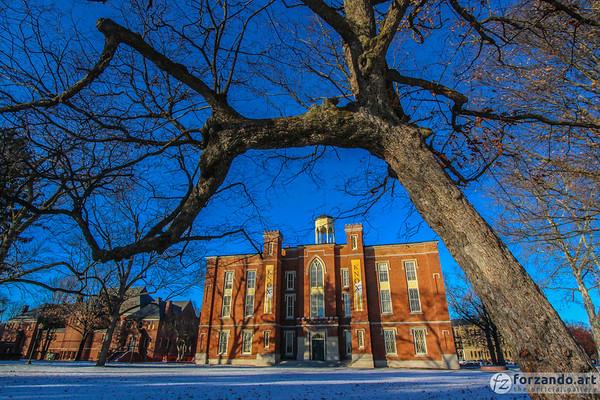 Old Main at Knox College