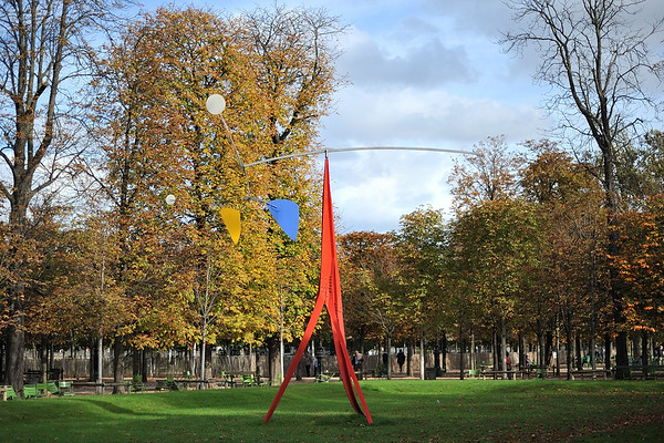 Janey Waney (1969) by Alexander Calder