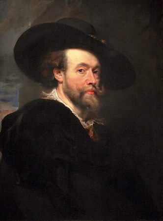 Self-Portrait (1623) by Peter Paul Rubens