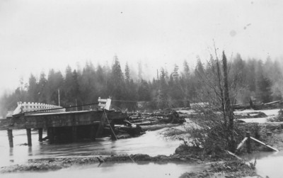 The 1934 flood also took out the Mohler bridge.