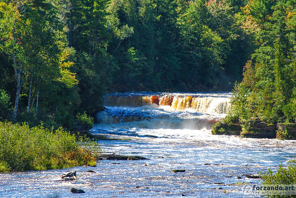 Lowers Tahquamenon Falls