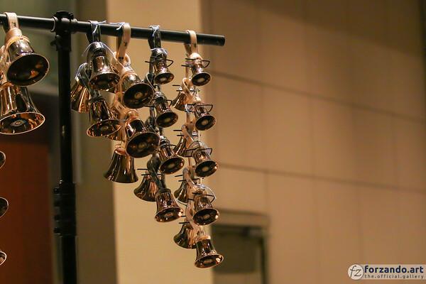 A Tree of Handbells