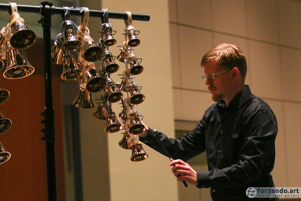 Daniel M. Reck is Featured Bell Tree Soloist on National Stage