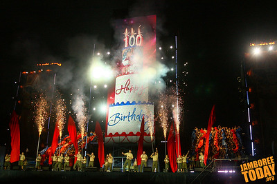 Big Birthday for the Boy Scouts of America