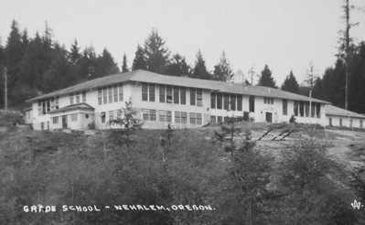By the early 1930s, after more school closings in the valley, the Nehalem school had added a south wing with four classrooms over a swimming pool and a north wing with auditorium and gymnasium. The school closed in 1986. Today the facility serves as the North County Recreation District.