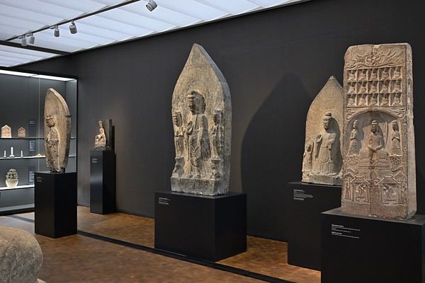 Chinese Buddhist sculptures