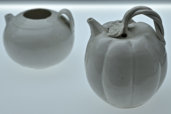 Men-shape ewer, China, Hebei region, Liao or Northern Song dynasty, 10th / 11th c.