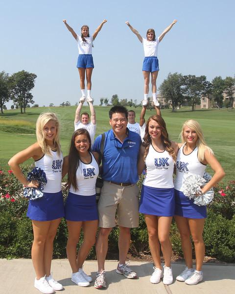 Fayette County UK Alumni Golf 2013