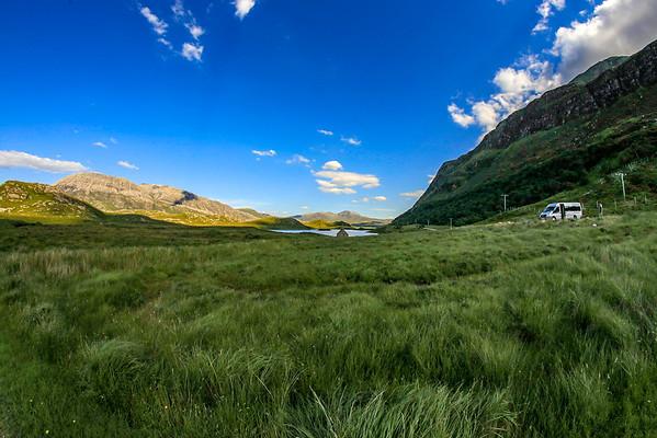 Loch Stack, Scotland