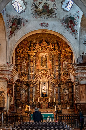 Mission San Xavier del Bac  _D854187