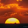 Green Flash Sunset