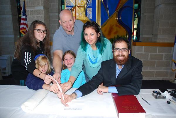 Torah Project Nov 2015