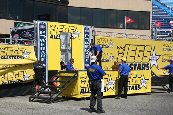 Jegs Allstar Race