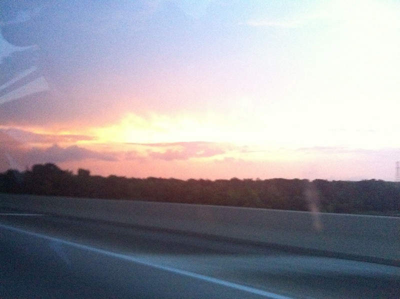 Pretty Bama Sunset
