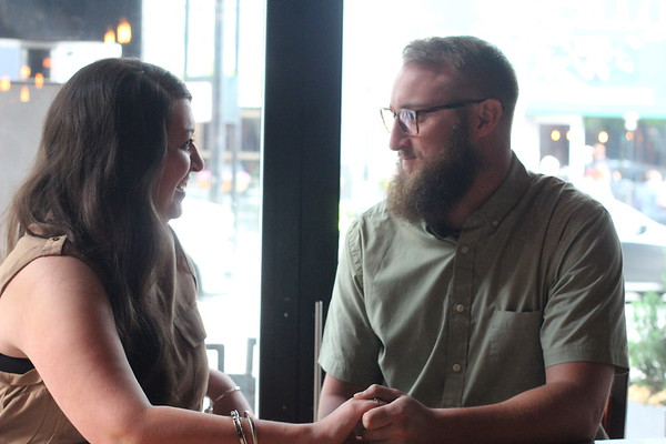 Tori & Alex's engagement