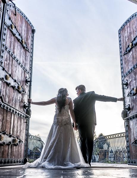 Tori + Billy Wedding