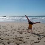 Tori Gillett - Beach, Brisbane, Australia