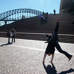 Tori Gillett - Bridge, Sydney, Australia