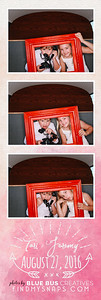 Snapping photos in the #PhotoSwagon at Tori and Jeremy's wedding! Congrats to the newlyweds!  Love this photo? Head to findmysnaps.com/Tori-jeremy to order large prints and more!  The PhotoSwagon is a renovated 1973 VW Bus transformed into the coolest photo booth around! Thinking of booking an awesome photo booth for your next event? Head to bluebuscreatives.com for more info.