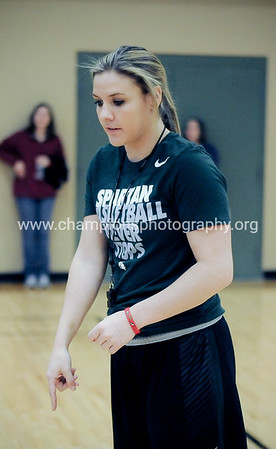 Tori Jankoska Youth Basketball Camp