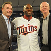 gsp Torri Hunter returns to Twins