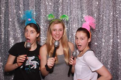 Tori's 16th Birthday pics