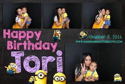 Tori's 2nd Birthday