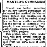December 1938 - The Dare County Times