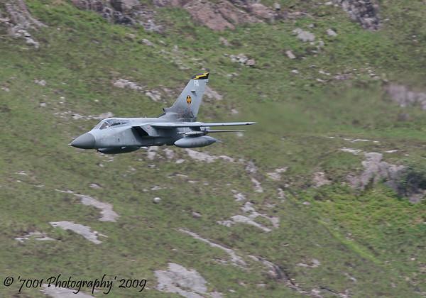 ZE288/'HA' (111 SQN marks) Tornado F.3 - 10th June 2009.