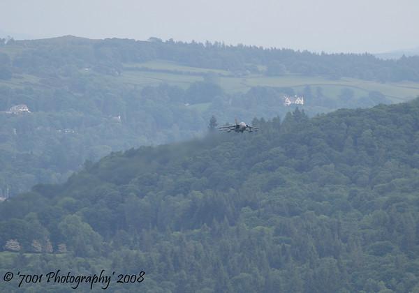 ZA373/'007' 'H' (2 SQN marks) Tornado GR.4A - 29th May 2008.
