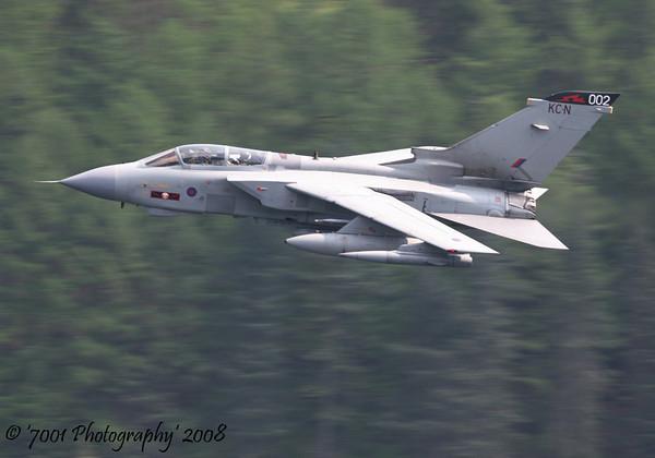 ZA367/'002' 'KC-N' (617 SQN marks) Tornado GR.4 - 8th May 2008.