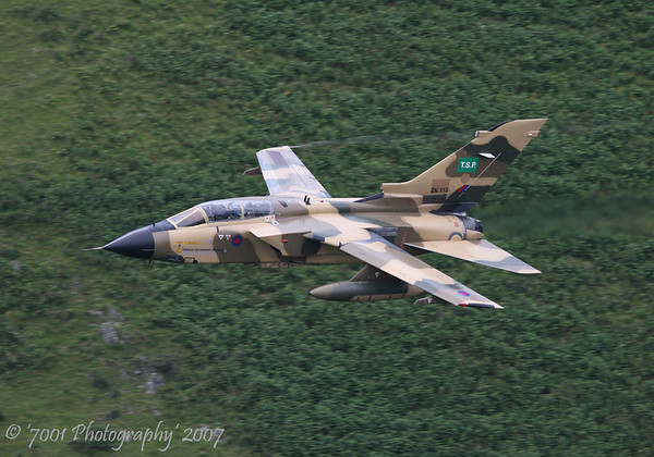 ZK113 (Saudi TSP) Tornado IDS - 19th July 2007.
