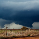 November 7th, 2011 was my first significant tornado outbreak to ever witness. My chase partner and I chased a single supercell from Fredrick to Fort Cobb Oklahoma and witnessed at least six  ...