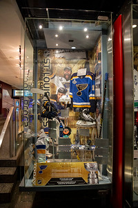 Stanley Cup champions display at the Hockey Hall of Fame. This one is for Tim.