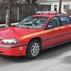 Car 10<br /> <br /> Shop #: 20233<br /> Model: 2001 Chevrolet Impala<br /> <br /> Retired from front line service June 2009<br /> <br /> Photo by Kevin Hardinge