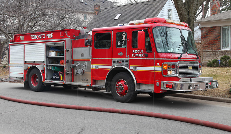 Rescue 112<br /> <br /> Shop #: 25007<br /> Cab/Chassis: 1998 American LaFrance Eagle<br /> Manufacturer: Almonte<br /> Pump: 1050 gpm<br /> Tank: 500 gal.<br /> Foam: None<br /> <br /> Retired from front line service in March 2010.<br /> <br /> Photo by Kevin Hardinge