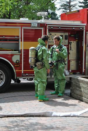July 23, 2010 - Police Assist - CBRN - 125 Bamburgh Circle