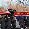 Slain firefighter Michael Chiapperini's funeral in Webster, NY. Photo by Cody Law.