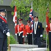 2014 Toronto Fallen Fighters Memorial.<br /> <br /> Photo by Larry Thorne