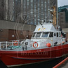 """New Fireboat """"CapeHurd"""". <br /> <br /> Photo by Larry Thorne"""