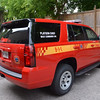 Platoon Chief 40 - New Rig<br /> 2015 Chevrolet Tahoe<br /> <br /> Photo by Larry Thorne