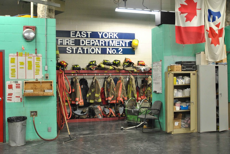 Station 322<br /> <br /> Photo by Larry Thorne