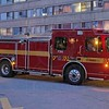 Pumper 244 on the scene of high-rise alarms @ 2743 Victoria Park Ave.<br /> <br /> Photo by Kevin Hardinge