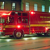 High Rise 332 on Church St. for a report of smoke in a building, June 15, 2012.<br /> <br /> Photo by Kevin Hardinge